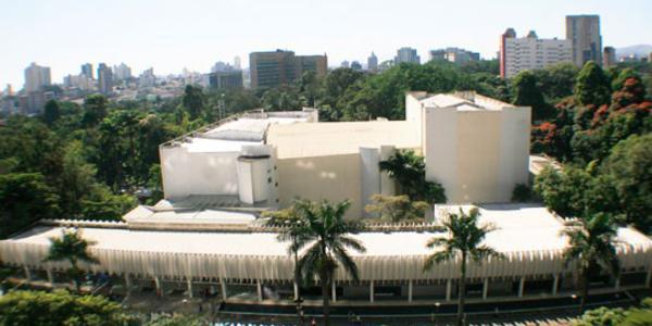 Palácio das Artes - Belo Horizonte - MG