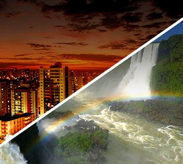 Curitiba x Foz do Iguaçu