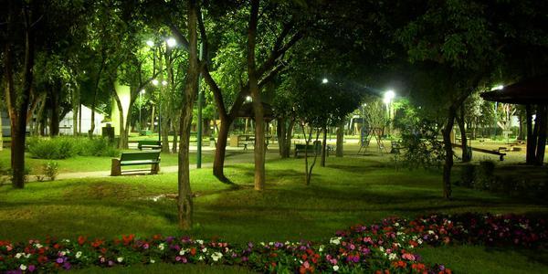 Parque Santos Dumont - São José dos Campos - SP