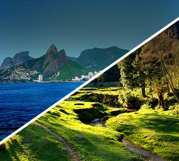 Passagem de ônibus - Rio de Janeiro x Itajai
