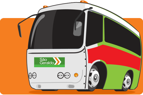 São Geraldo Bus Company - Oficial Partner to online bus tickets