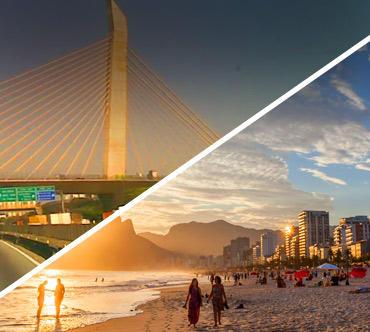 Bus Tickets from São Paulo to Rio de Janeiro