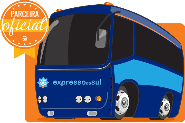 Expresso do Sul Bus Company - Oficial Partner to online bus tickets