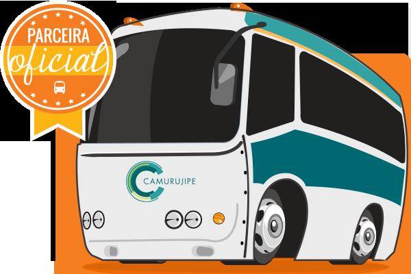 Viação Camurujipe - Parceiro Oficial para venda de passagens de ônibus