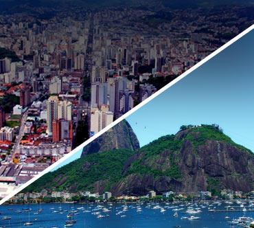 Boletos de autobús - Juiz de Fora X Rio de Janeiro