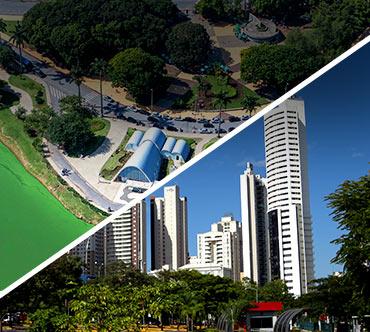 Belo Horizonte a Goiânia