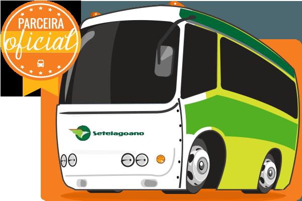 Setelagoano - Parceiro Oficial para venda de passagens de ônibus