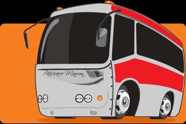 Pássaro Marron - Parceiro Oficial para venda de passagens de ônibus