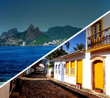 Bus tickets - Rio de Janeiro x Paraty