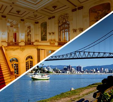Boletos de autobús - São Paulo a Florianópolis