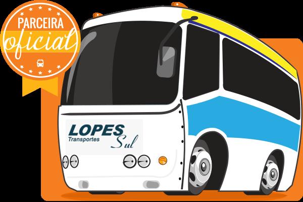 Viação Lopes Sul - Parceiro Oficial para venda de passagens de ônibus