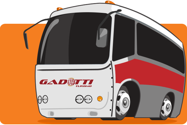 Gadotti Bus Company - Oficial Partner to online bus tickets