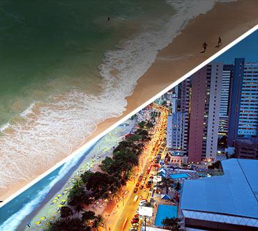 Boletos de autobús - Recife a Fortaleza