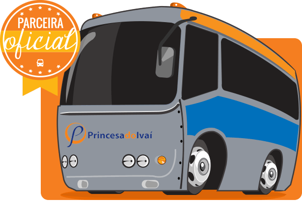 Princesa do Ivaí Bus Company - Oficial Partner to online bus tickets