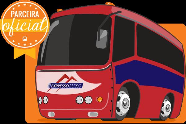 Viação Expresso Luxo - Parceiro Oficial para venda de passagens de ônibus