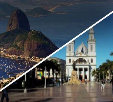 Boletos de autobús - Rio de Janeiro x Campos Goytacazes