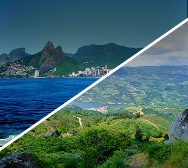 Bus tickets - Rio de Janeiro x Resende