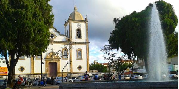 Construções históricas - Barbacena - MG