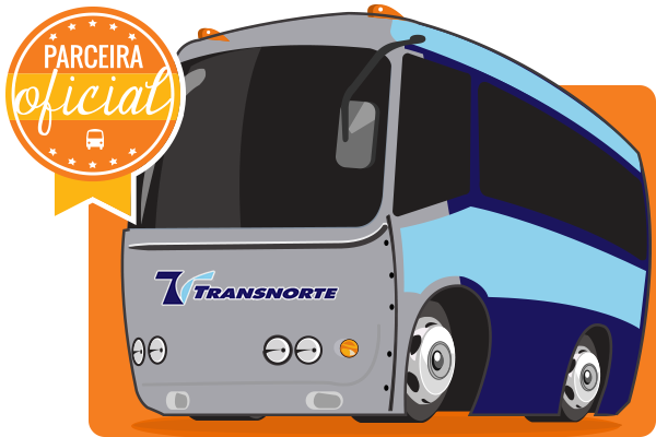 Transnorte - Parceiro Oficial para venda de passagens de ônibus
