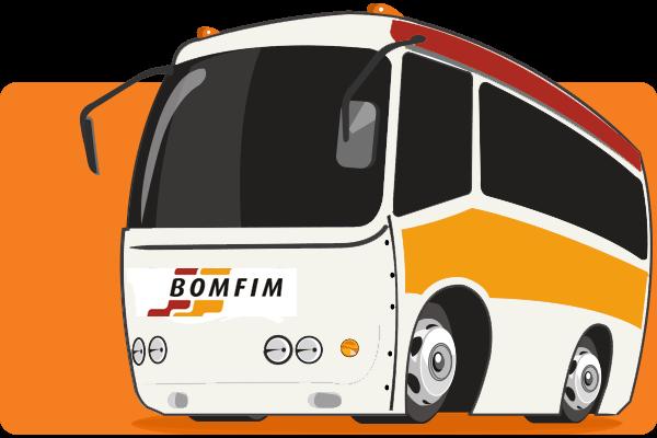 Viação Bomfim - Parceiro Oficial para venda de passagens de ônibus