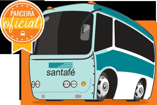 SantaFé Transportes - Parceiro Oficial para venda de passagens de ônibus