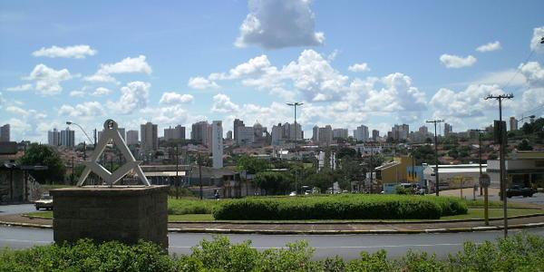 Jardim Botânico - Araraquara - SP