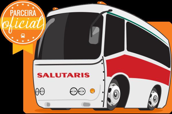 Viação Salutaris - Parceiro Oficial para venda de passagens de ônibus
