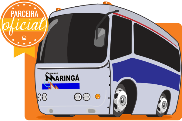 Expresso Maringá Bus Company - Oficial Partner to online bus tickets