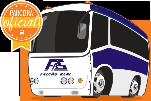 Falcão Real - Parceiro Oficial para venda de passagens de ônibus