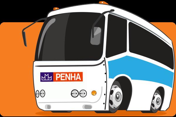 Empresa de Bus Penha - Canal Oficial para la venta de billetes de autobús
