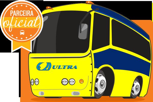 Viação Ultra - Parceiro Oficial para venda de passagens de ônibus
