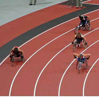 Vá de ônibus às Paralimpíadas