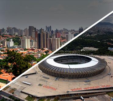 Campinas x Belo Horizonte