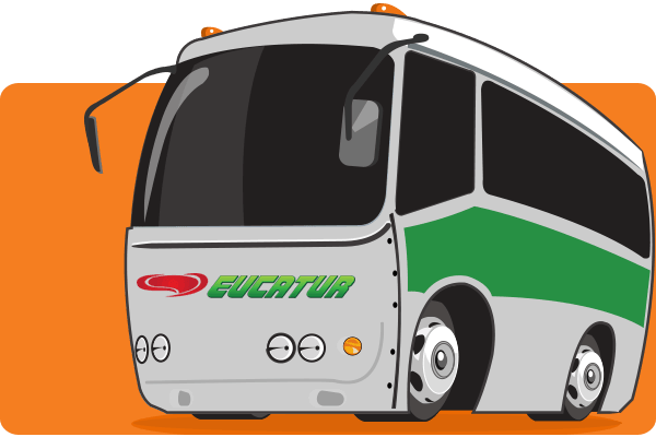 Eucatur Bus Company - Oficial Partner to online bus tickets