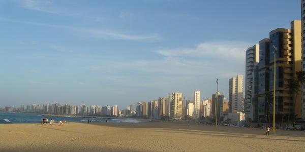 Avenida Beira Mar - Fortaleza - CE