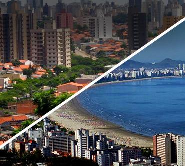 Boletos de autobús - Campinas a Santos