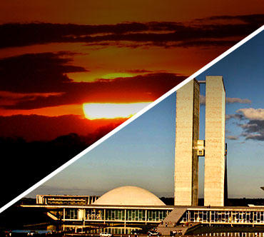 Bus tickets - Posse x Brasilia