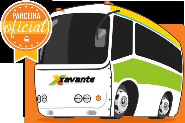 Viação Xavante - Parceiro Oficial para venda de passagens de ônibus