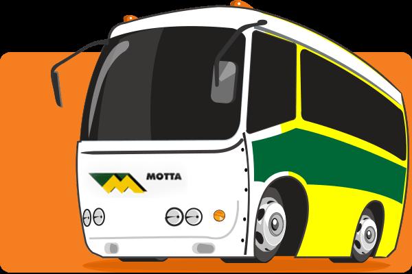 Viação Motta - Parceiro Oficial para venda de passagens de ônibus