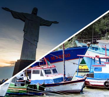 Boletos de autobús - Rio de Janeiro a Vila Velha