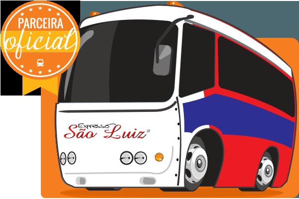 Expresso São Luiz - Parceiro Oficial para venda de passagens de ônibus