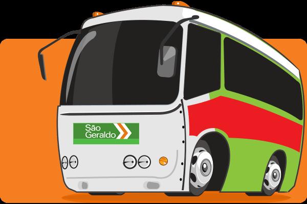 Viação São Geraldo - Parceiro Oficial para venda de passagens de ônibus