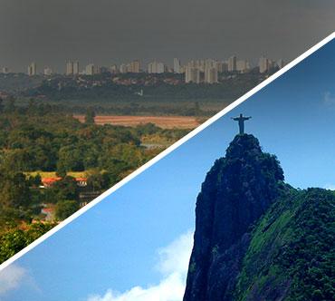 Passagem de ônibus - São José dos Campos x Rio de Janeiro