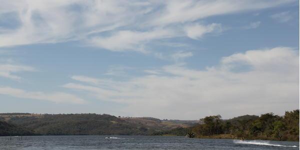 Represa de Miranda - Uberlândia - MG