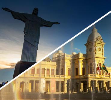Boletos de autobús - Rio de Janeiro a Belo Horizonte