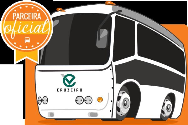 Viação Cruzeiro - Parceiro Oficial para venda de passagens de ônibus