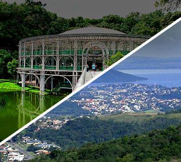 Passagem de ônibus - Curitiba x Ponta Grossa