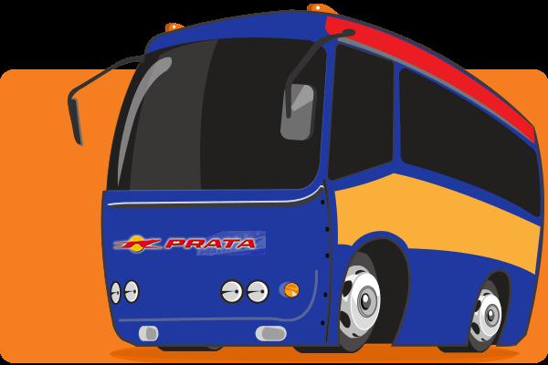 Expresso de Prata - Parceiro Oficial para venda de passagens de ônibus