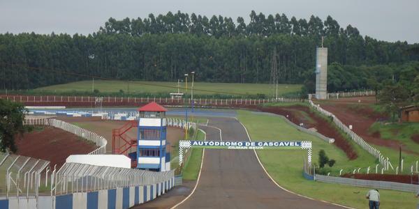 Autódromo e kartódromo - Cascavel - PR