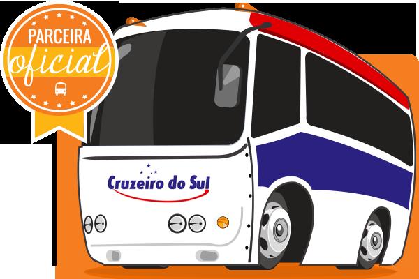Viação Cruzeiro do Sul - Parceiro Oficial para venda de passagens de ônibus